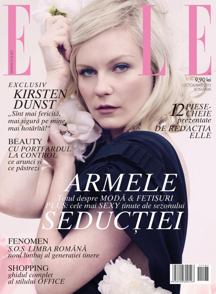 revista elle octombrie 2011