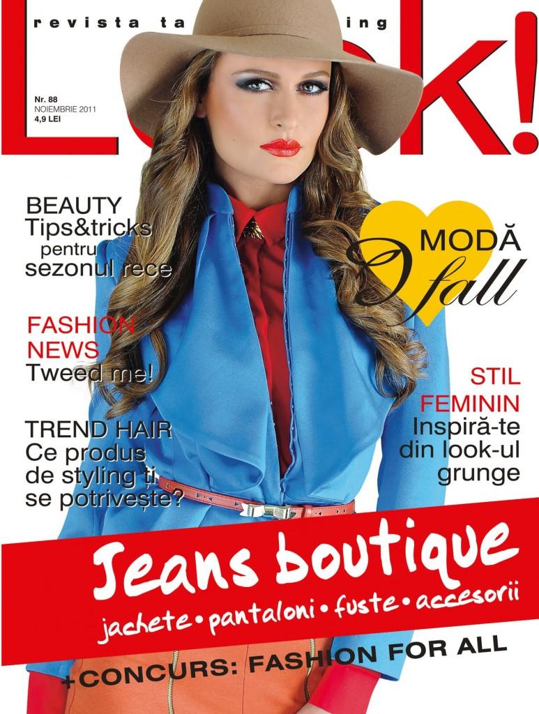Revista Look Noiembrie 2011