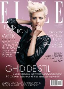 Revista ELLE noiembrie 2011