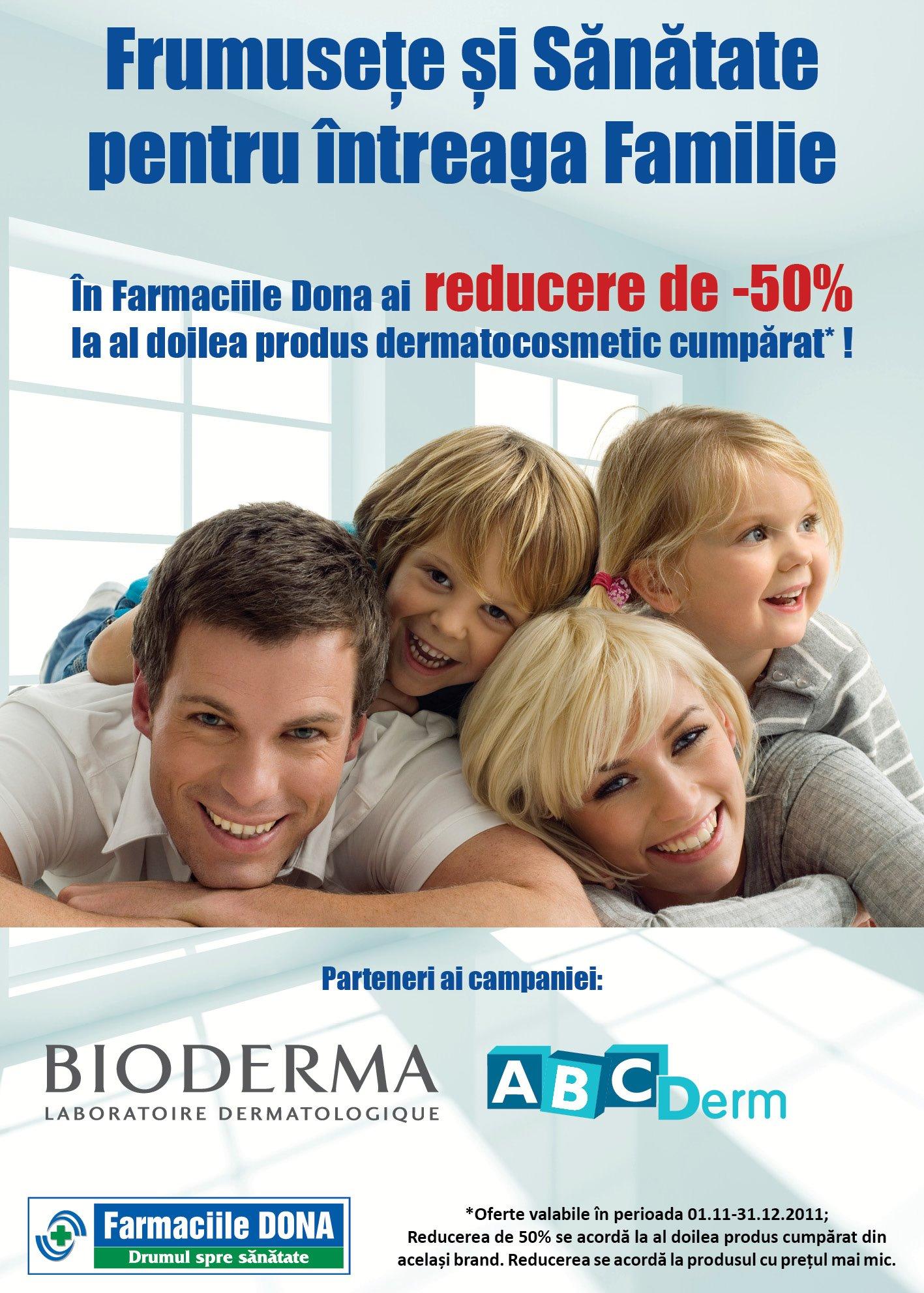 Oferta Bioderma Reducere 50%