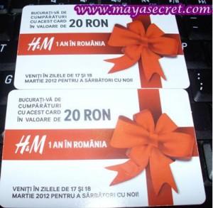 card H&M