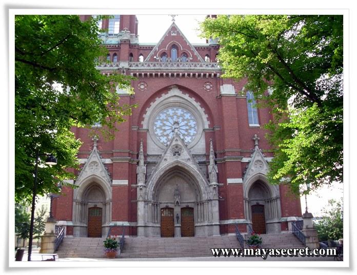biserica catolica helsinki