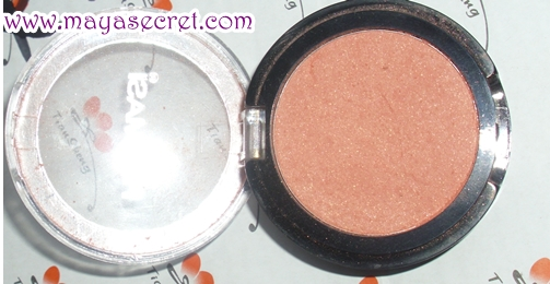 blush farmasi review