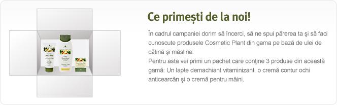 campanie cosmetic plant