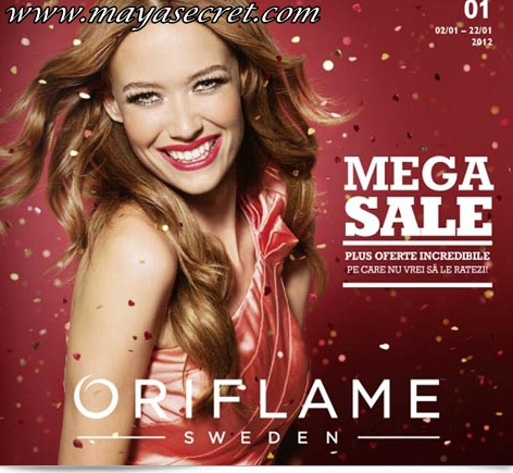 catalog c1 oriflame campania c1