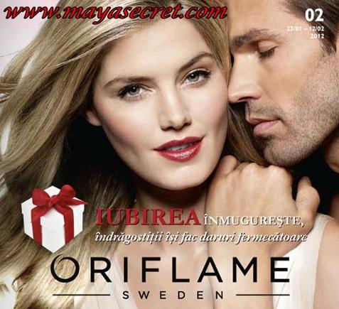 catalog c2 oriflame