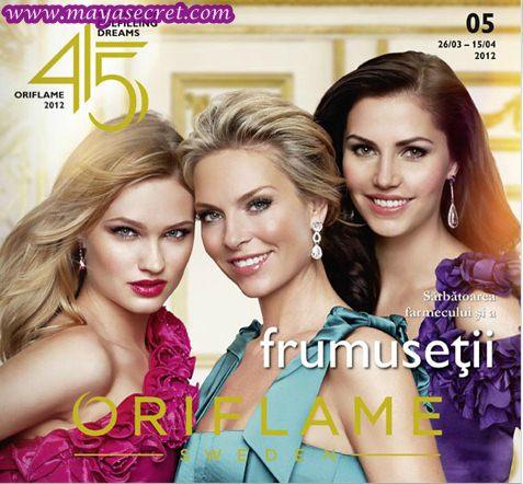 catalog c5 oriflame