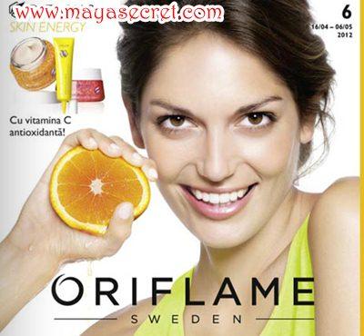 catalog c6 oriflame