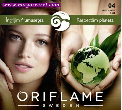 catalog oriflame c4 ONLINE