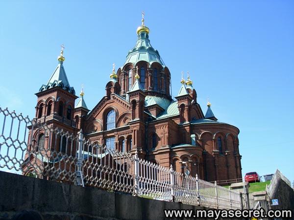 catedrala ortodoxa helsinki
