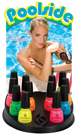 colectia poolside china glaze