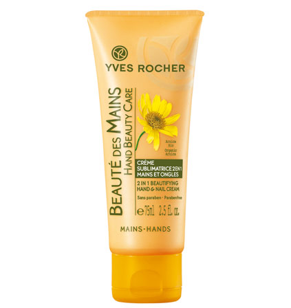 crema de maini 2 in 1  yves rocher