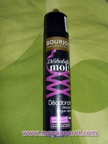 deodorant burjois