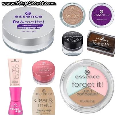 essence cosmetice