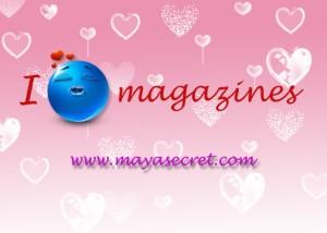 i love magazines noiembrie 2011