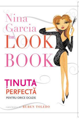 cartea the look book cadou la revista elle