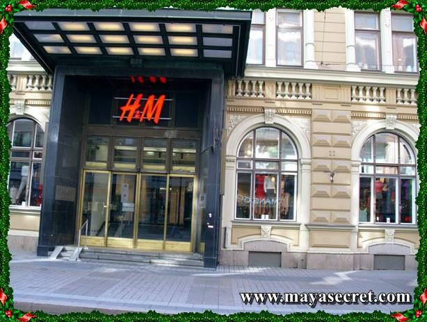 magazin h&m