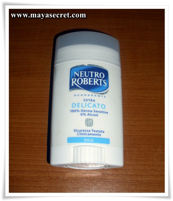 neutro roberts antiperspirant