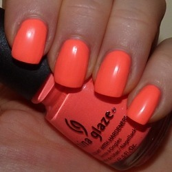 oja neon china glaze