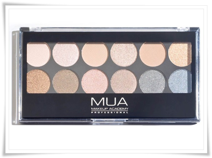 paleta undressed mua