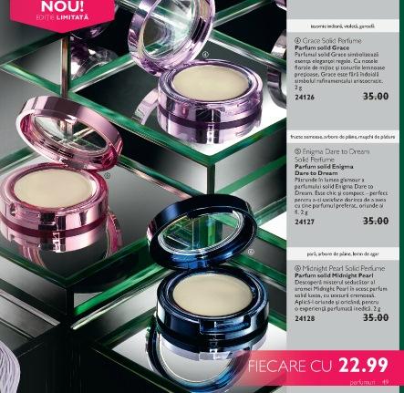 parfum solid oriflame