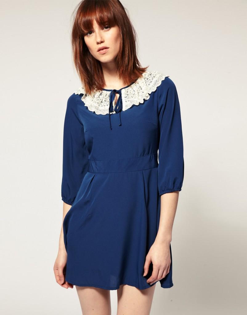 rochie vero moda - asos pentru toamna