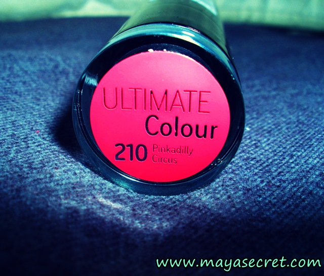 ruj catrice ultimate colour