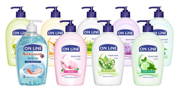sapun lichid online