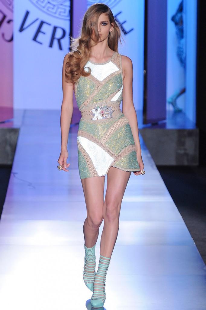 Rochie scurta Versace